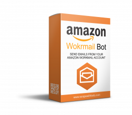 Amazon Workmail Bot